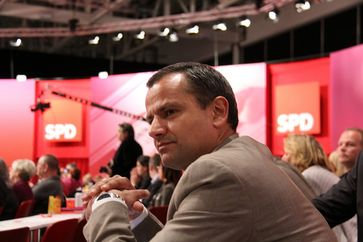 Sebastian Edathy Bild: blu-news.org, on Flickr CC BY-SA 2.0