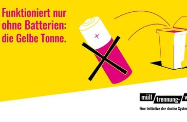 """Bild:     Kampagnenbüro """"Mülltrennung wirkt"""""""