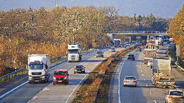 Autobahn (Symbolbild