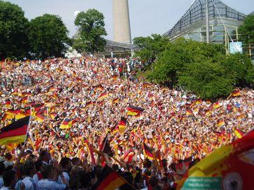 Feiern / Party / Deutsche / Deutschland (Symbolbild)