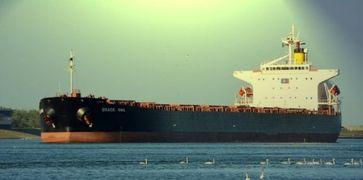 Der iranische Öltanker Grace 1