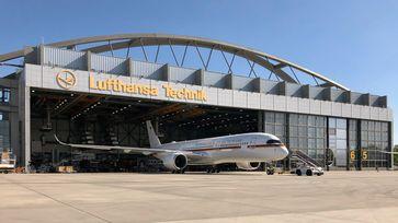 Airbus A350-900 Regierungsflieger