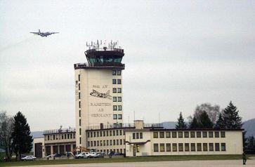 Die Ramstein Air Base (kurz: Ramstein AB)
