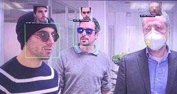 Herta führt neue Technologie zur Identifizierung des Gesichts auch mit Maske ein