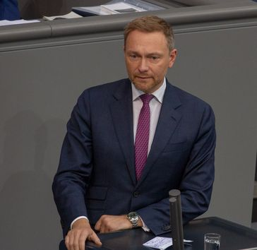Christian Lindner (2019)