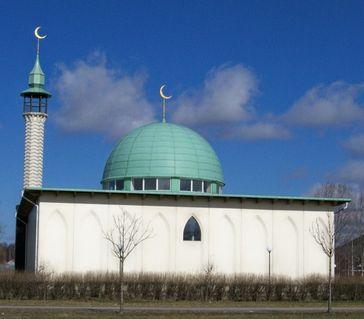 Uppsala Moschee