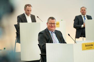 Der neu gewählte ADAC Präsident Christian Reinicke. Bild: ADAC Fotograf: ©ADAC/Stefanie Aumiller