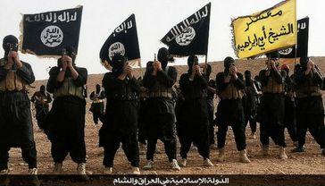 Kämpfer des Islamischen Staat  (IS / ISIS)