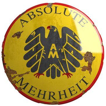 Absolute Mehrheit ist der Titel einer von Stefan Raab initiierten Polit-Talkshow, die im September 2012 angekündigt wurde. Die im Vorfeld aufgrund ihrer Konzeption vieldiskutierte Sendung wird seit November 2012 auf ProSieben ausgestrahlt.