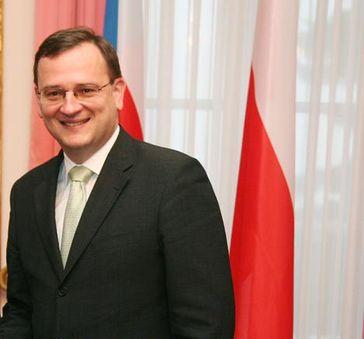 Petr Nečas Bild: prezydent.pl / wikipedia.org