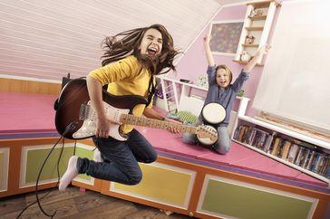 Lautstark: Lärmende Nachbarn können zu einer echten Belastung werden.