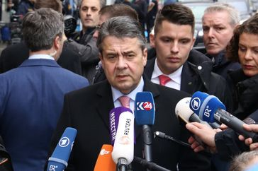 Sigmar Gabriel  (2018)