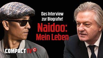 Xavier Naidoo: Das große COMPACT-Interview