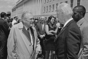 Donald Rumsfeld, Archivbild