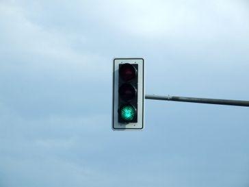 Grünes Licht (Symbolbild)