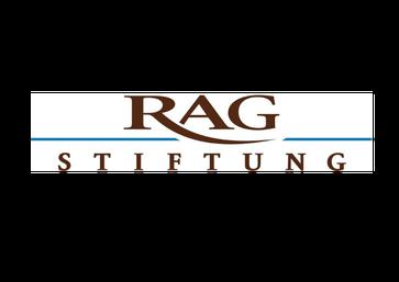 Logo  / Die RAG-Stiftung wurde am 26. Juni 2007 als rechtsfähige Stiftung des bürgerlichen Rechts mit einem Stiftungskapital von 2,0 Millionen Euro gegründet