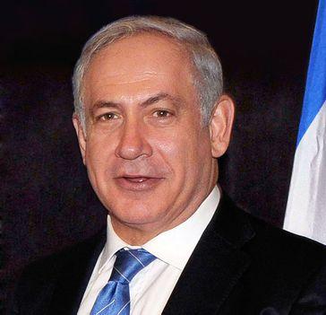 Benjamin Netanjahu Bild: Benjamin Netanjahu, de.wikipedia.org
