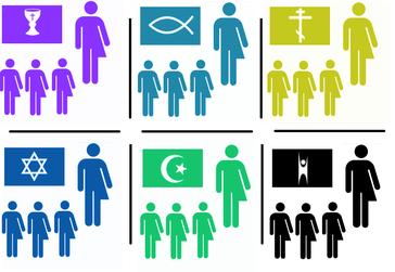 Religionsunterricht (Symbolbild)