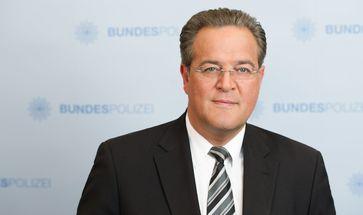 Präsident des Bundespolizeipräsidiums, Dr. Dieter Romann