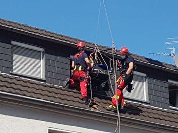 Bild: Feuerwehr Bergisch Gladbach