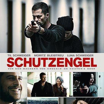 """Schutzengel"" Kinoplakat"