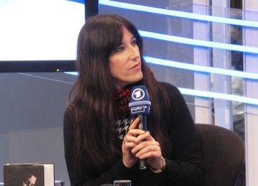 Zeruya Shalev - Leipziger Buchmesse 2012