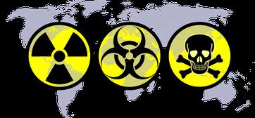 WMD world map