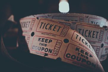 Tickets (Symbolbild)