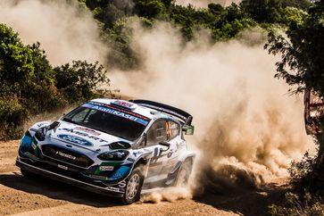 Bild: M-Sport Ford Fotograf: Martincich_Lorenzo