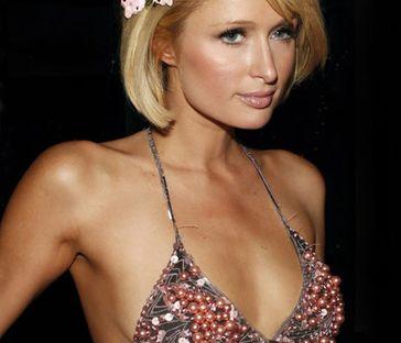 Medien- Star Paris Hilton hat keine Angst vor dem Virus. Bild: Polskaweb News
