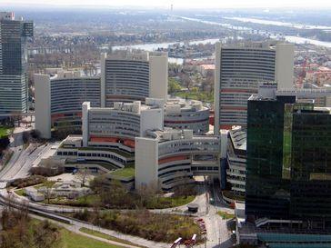 IAEA Gebäude
