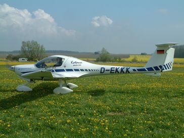 Die DA20 Katana / DV20 Katana ist ein zweisitziges Leichtflugzeug, das von der Firma Diamond Aircraft in Österreich bzw. Kanada hergestellt wird.