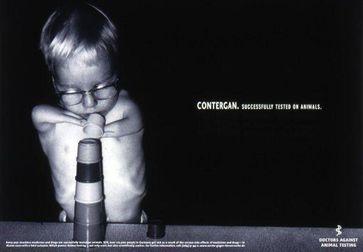 Nebenwirkungen von Contergan: Bei Tierversuchen positiv getestet... (Symbolbild)