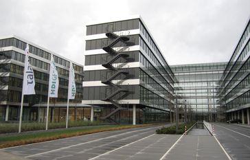 Talanx : Büro-Neubau in Hannover (2011)