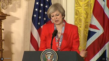 Theresa May Bild: Karl-Ludwig Poggemann, on Flickr CC BY-SA 2.0