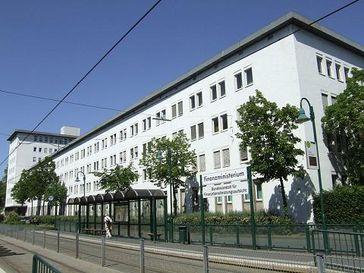 BaFin-Gebäude in Bonn Bild: Thomas Wolf