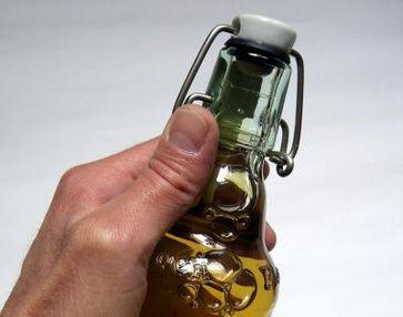Endlich wieder echtes und kein gepanschtes Chemie-Bier!