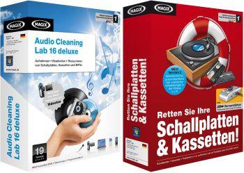 MAGIX Retten Sie Ihre Schallplatten & Kassetten (Version 2)