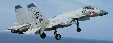 Kampfflugzeug (Symbolbild)