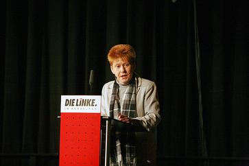 Petra Pau Bild: Fraktion DIE LINKE. im Bundestag , on Flickr CC BY-SA 2.0