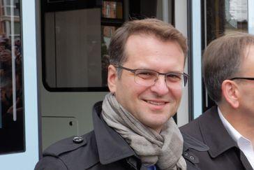 Andreas Feicht (2015), Archivbild