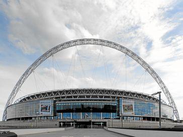 London Wembley Stadion