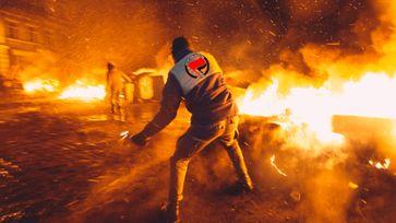 Linksterroristen (Symbolbild)