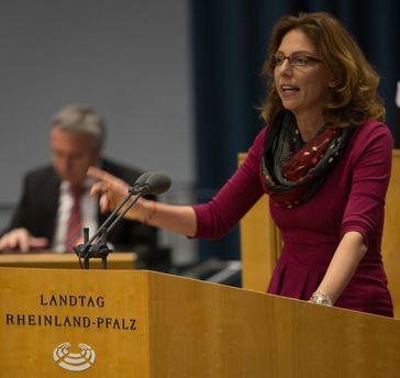 Sabine Bätzing-Lichtenthäler (2016), Archivbild