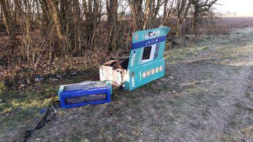 Ticketautomat Bild: Polizei