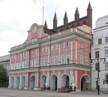 Rathaus von Rostock