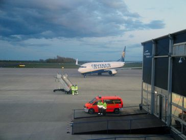Flughafen Magdeburg