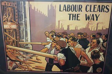 Labour Party Plakat