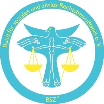 Logo BSZ® Bund für soziales und ziviles Rechtsbewußtsein e.V.