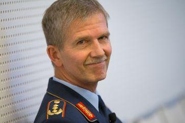 Inspekteur der Streitkräftebasis, Generalleutnant Martin Schelleis